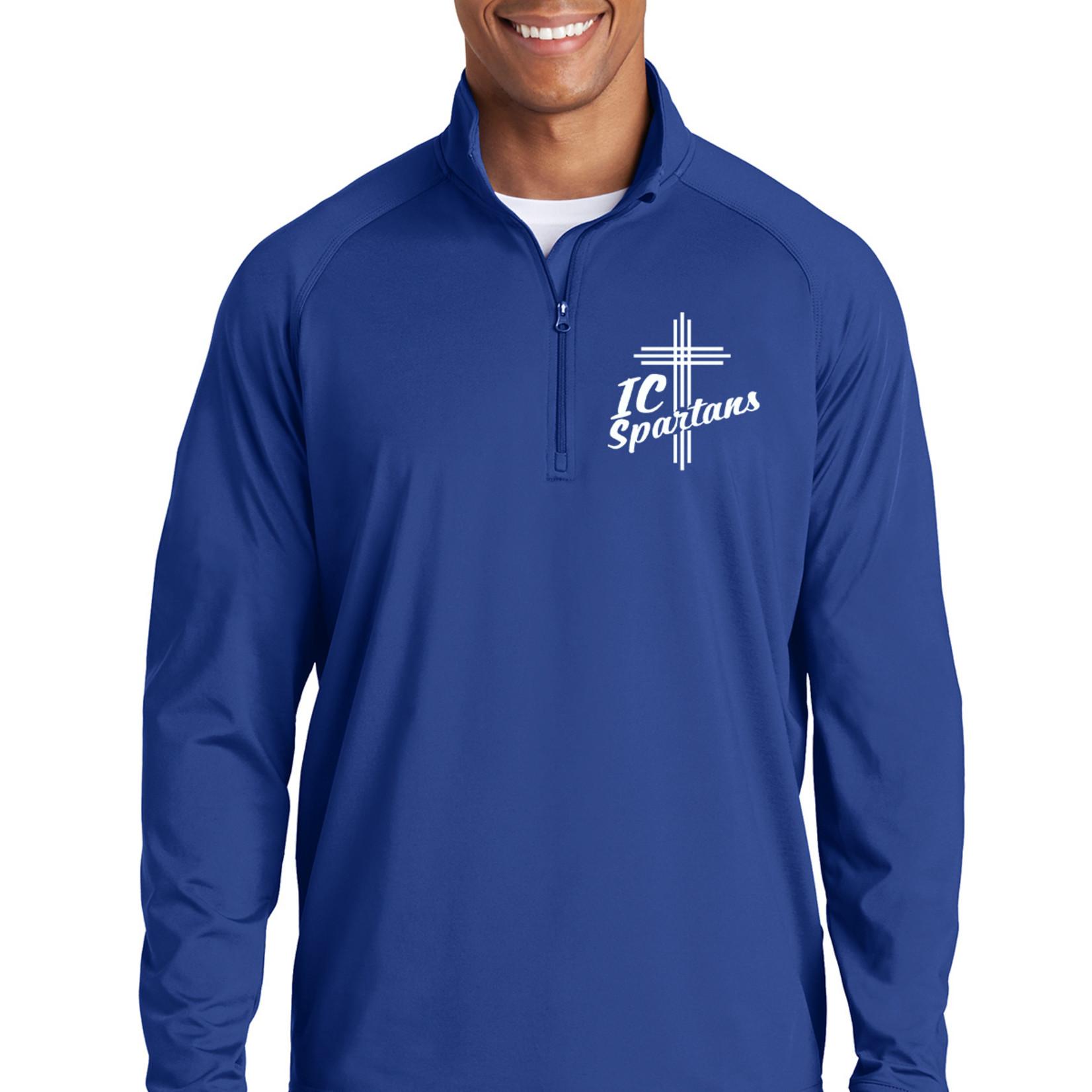 Sport-Tek Adult 1/4 Zip Pullover