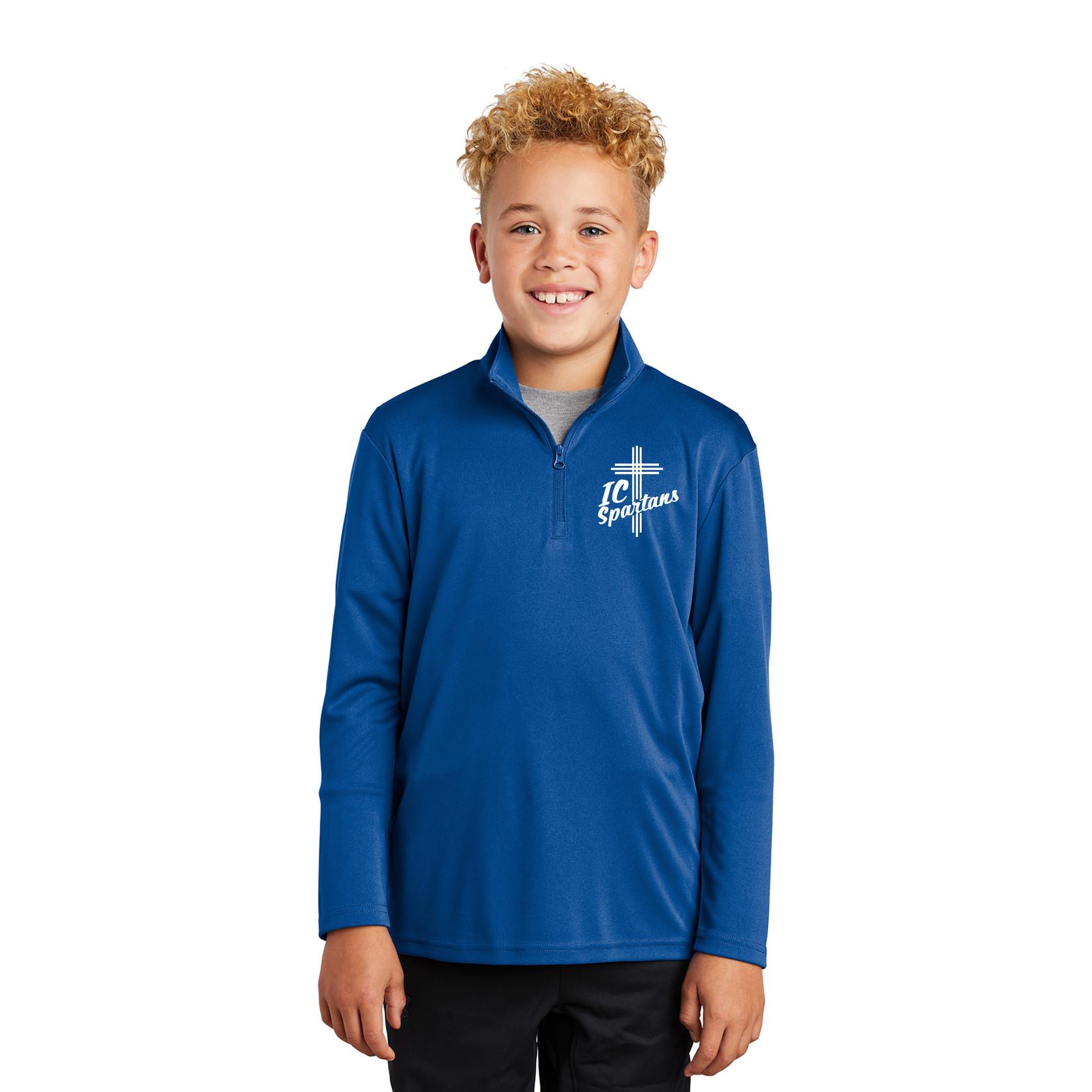 Sport-Tek YOUTH Lightweight 1/4 Zip Pullover