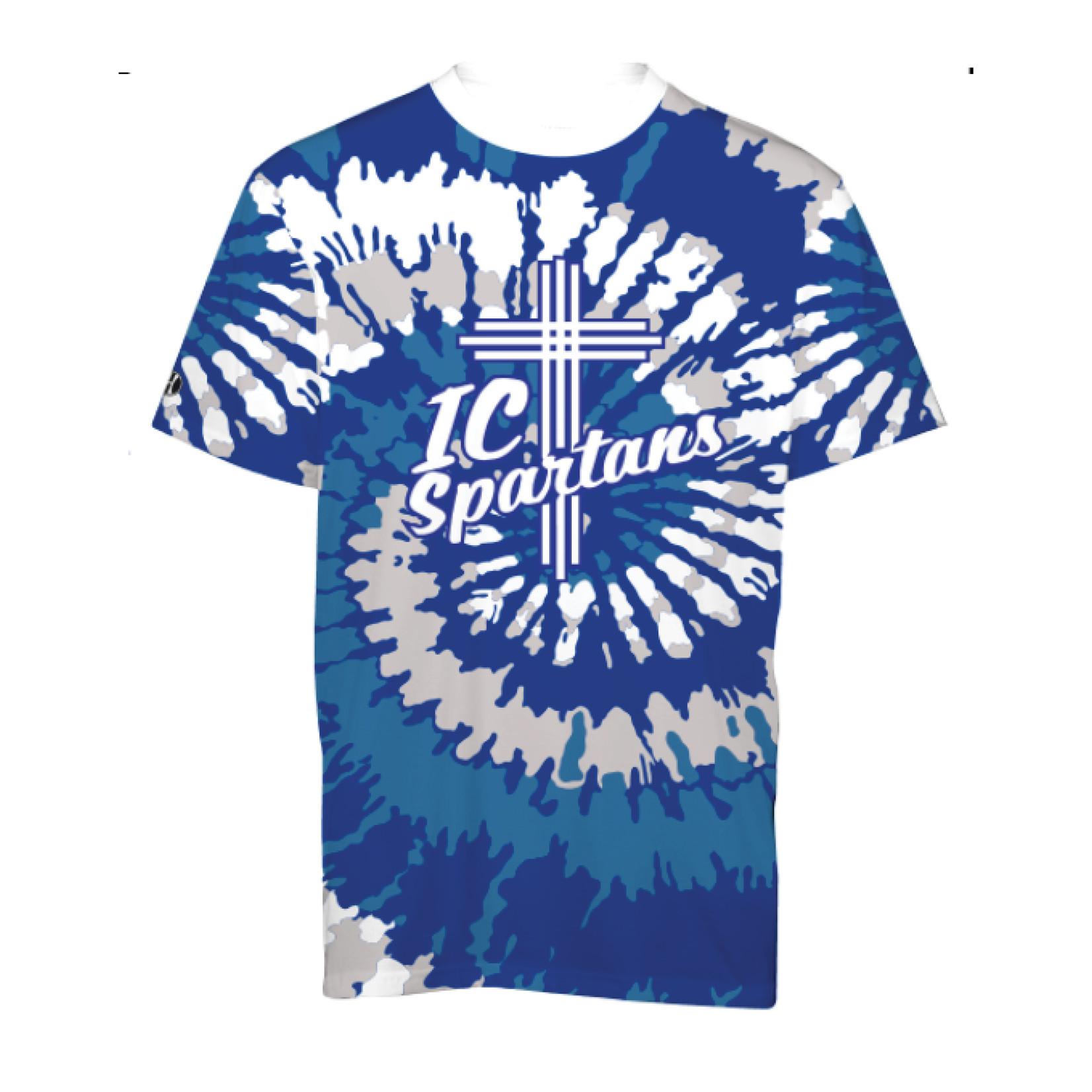 Augusta YOUTH Tie Dye T-shirt