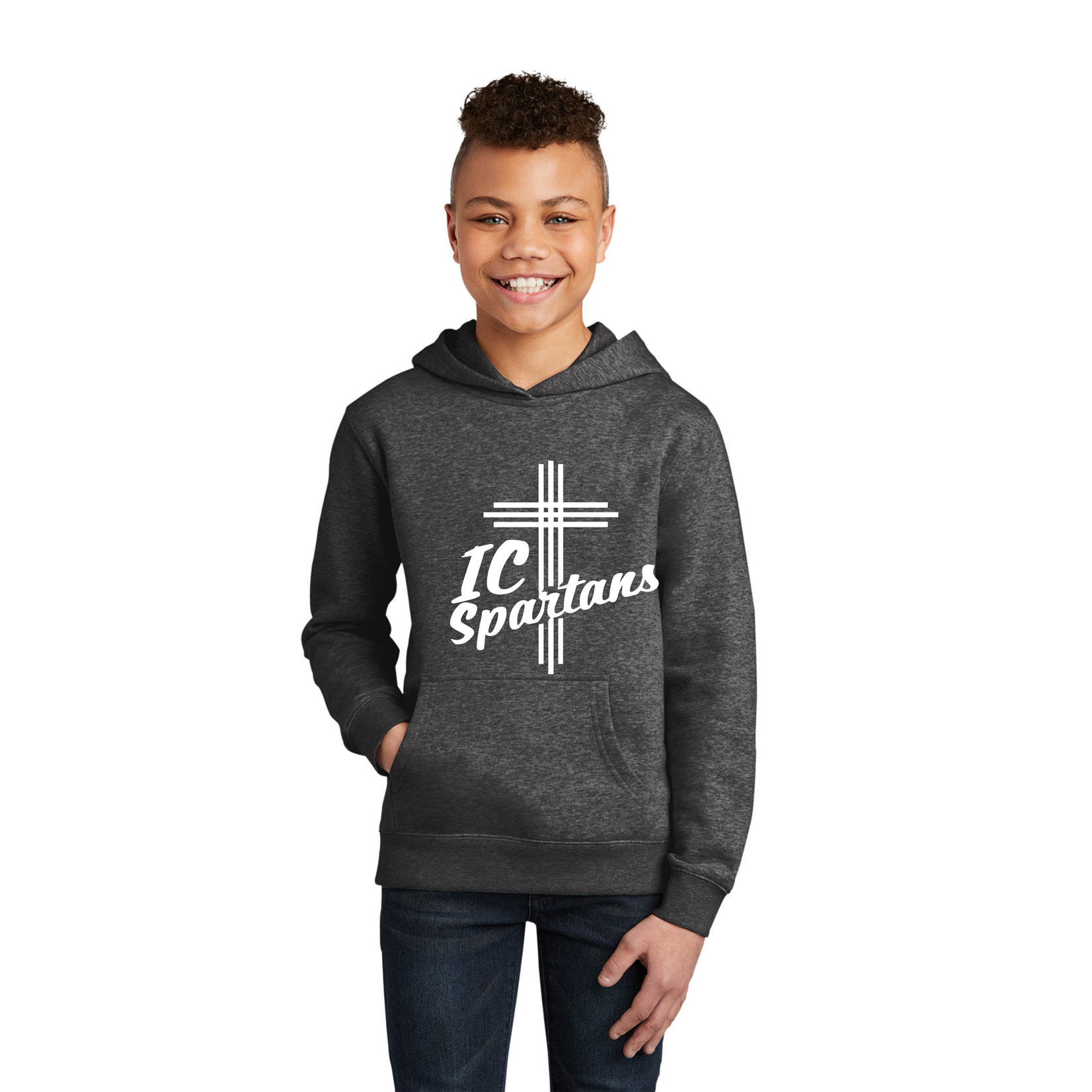District YOUTH Hooded Sweatshirt