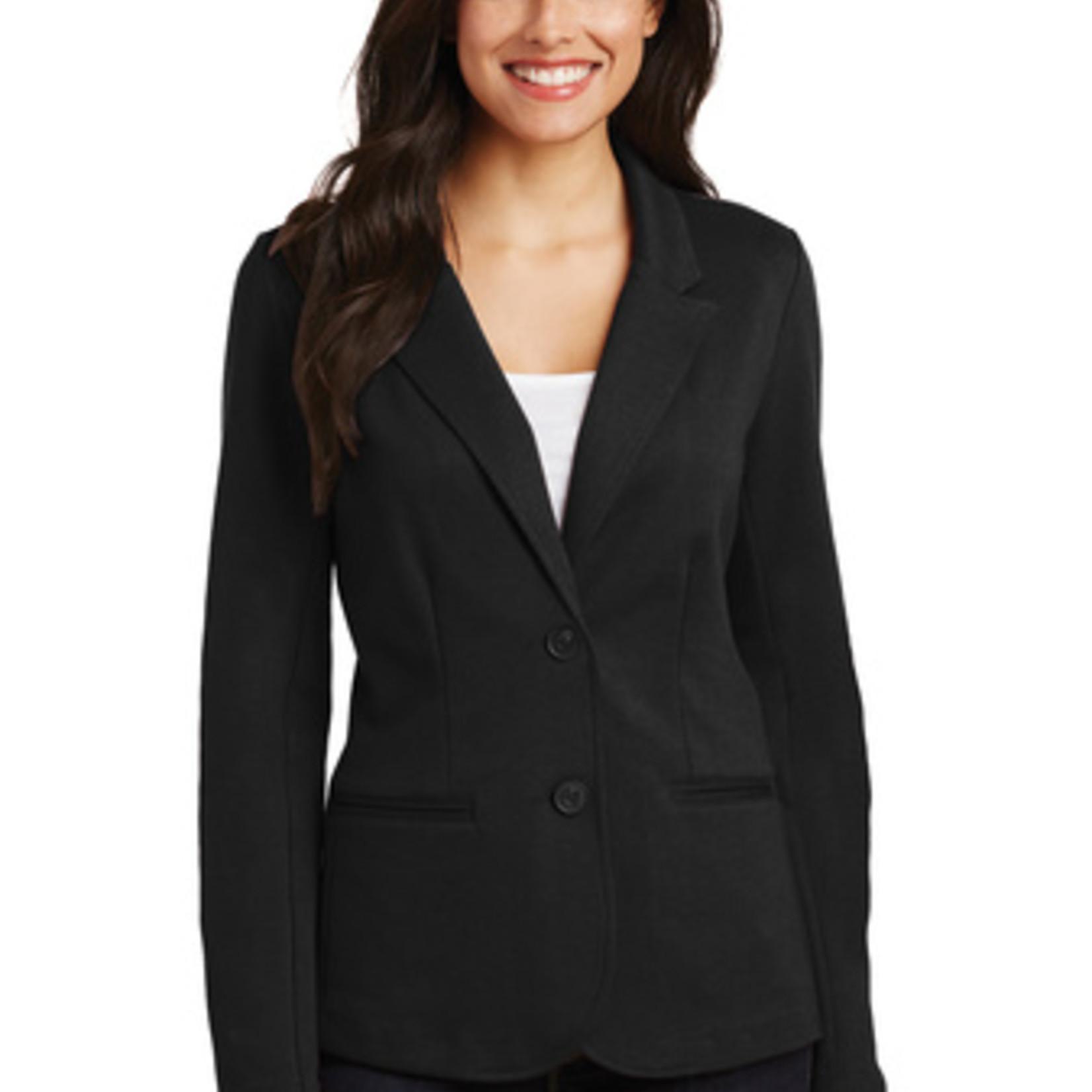 Port Authority Ladies Knit Blazer LM200