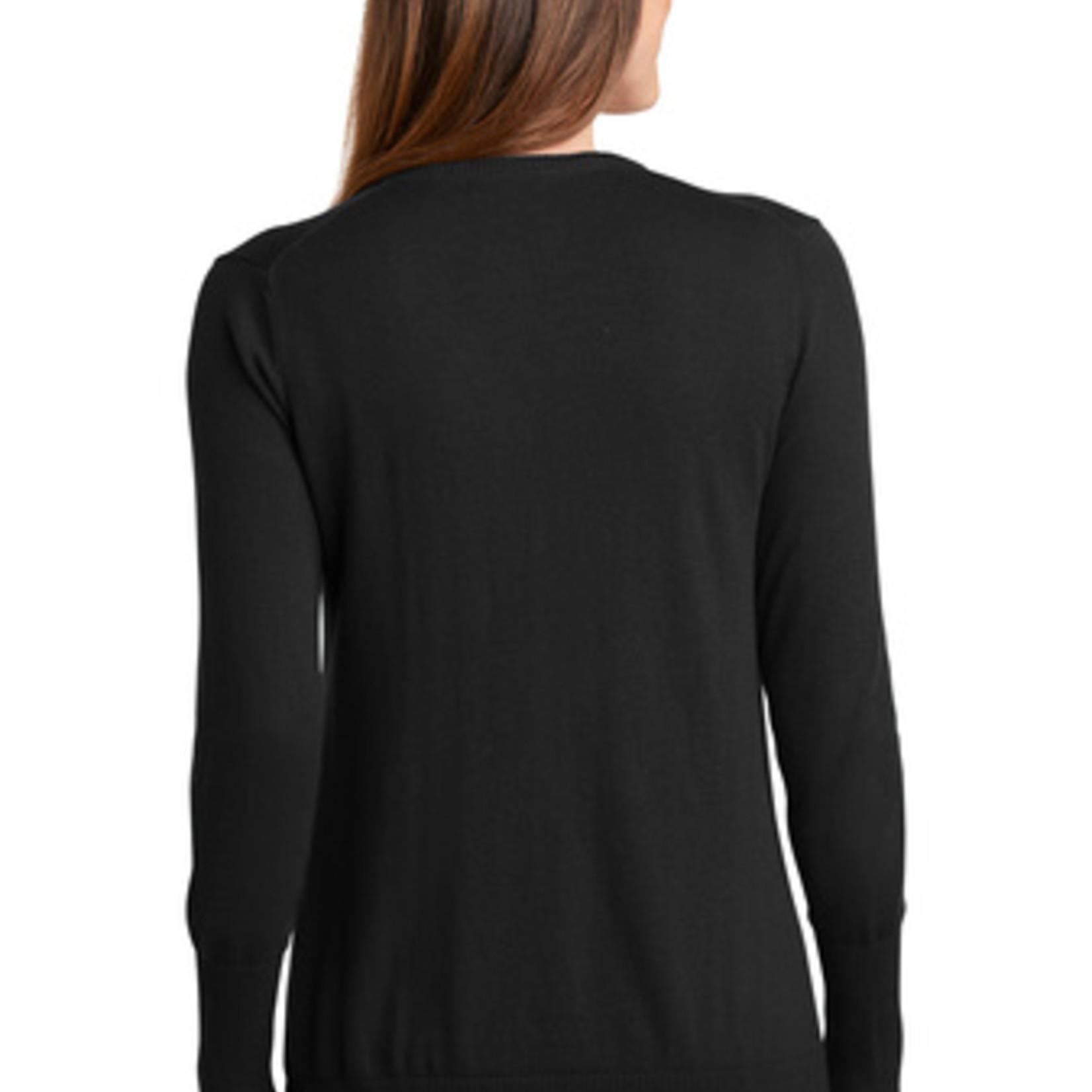 Port Authority Ladies V-Neck Sweater LSW285
