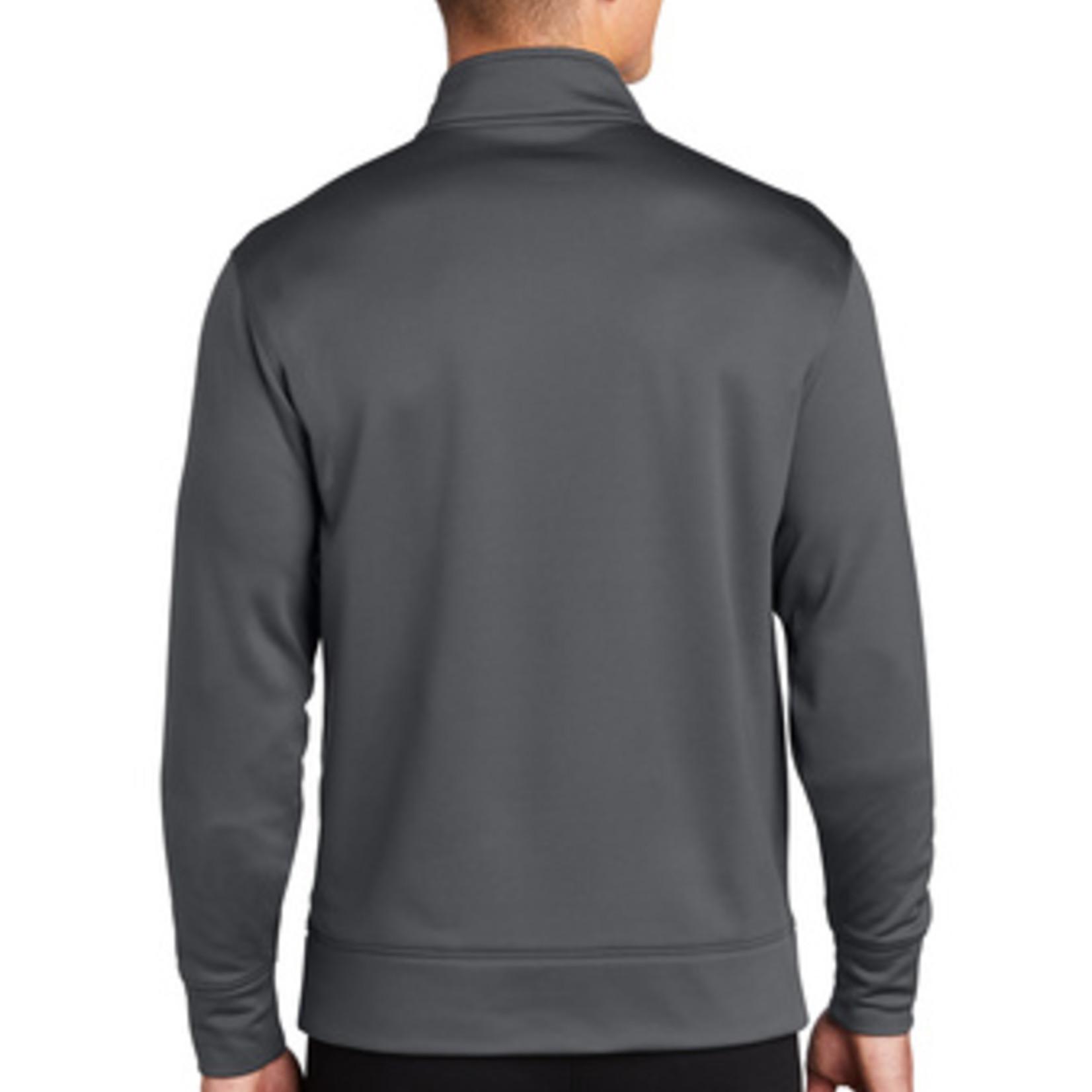 Port Authority Sport-Wick Fleece Full Zip Jacket ST241