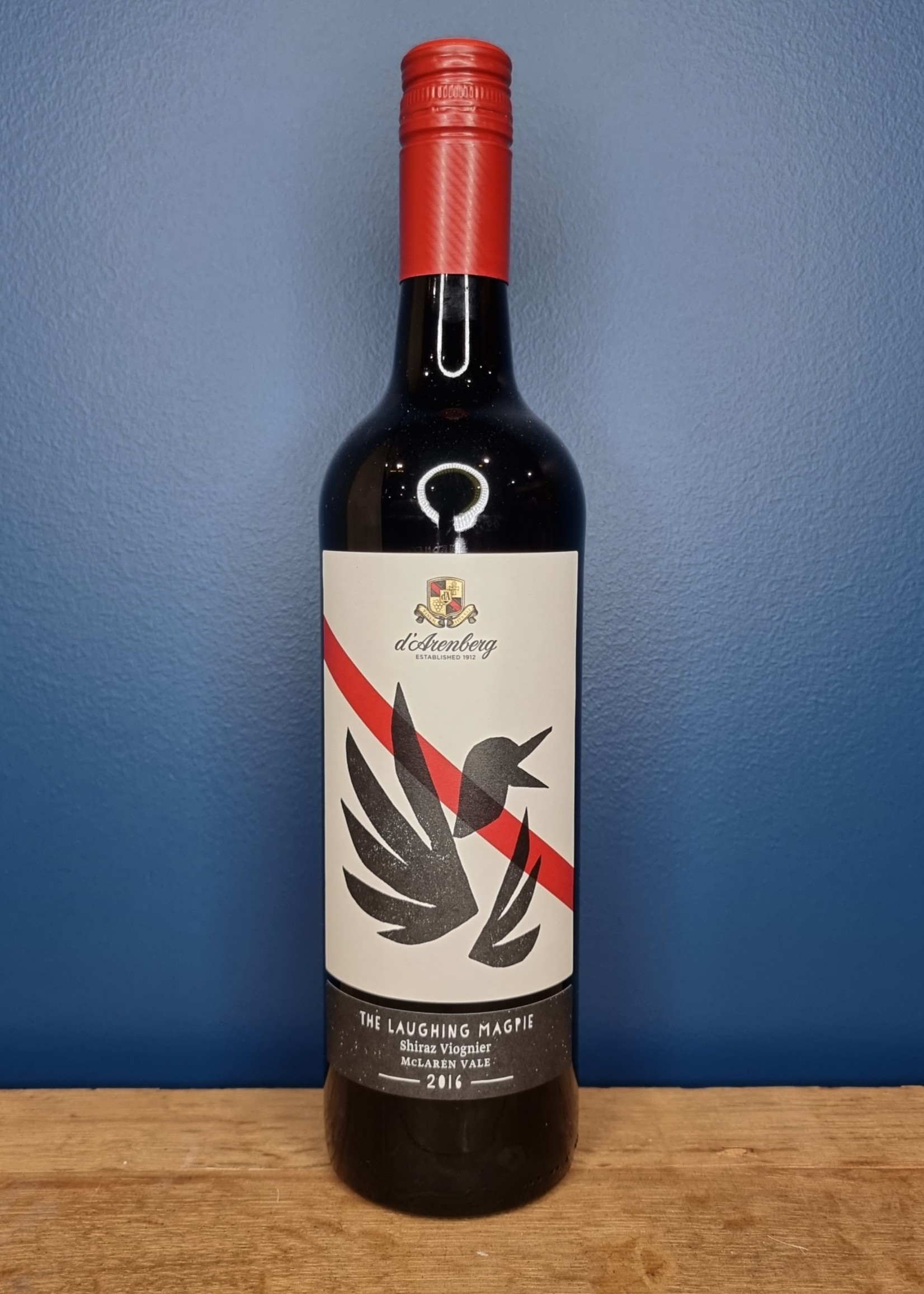 d'Arenberg d'Arenberg The Laughing Magpie