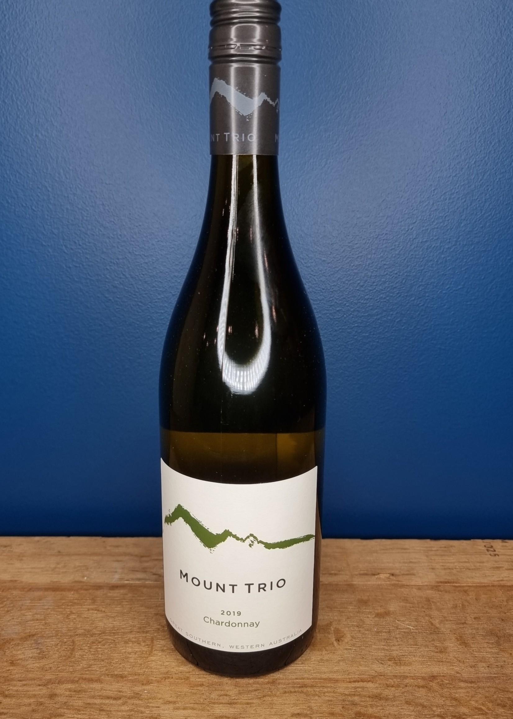 Mount Trio Mount Trio Chardonnay 2020