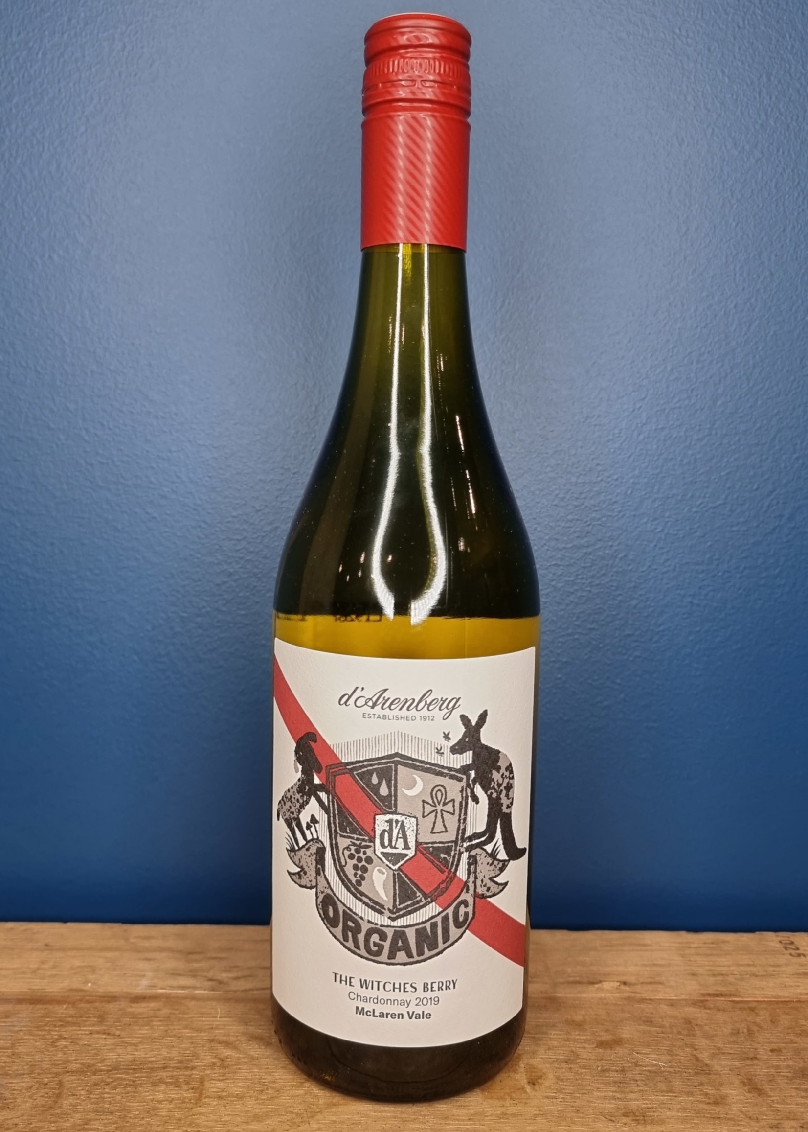 d'Arenberg d'Arenberg The Witches Berry Chardonnay