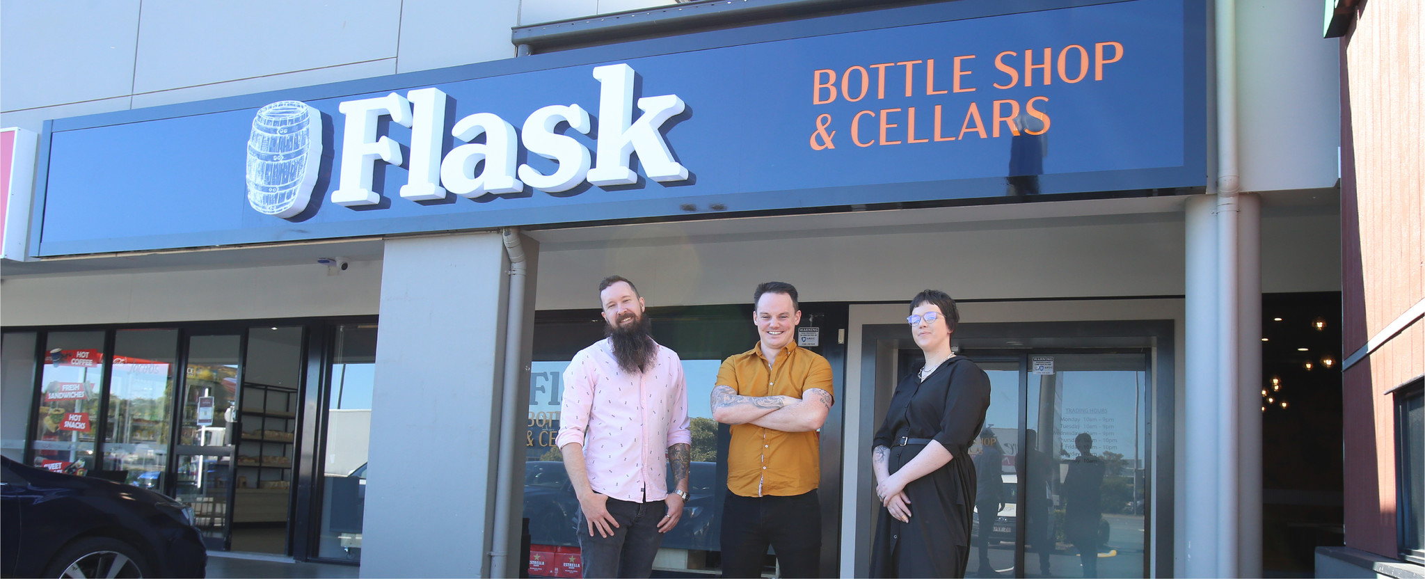 Owners of Heritage Listed Sandgate Post Office Hotel Launch New Bottle Shop Group to Support Australian Industry - Flask