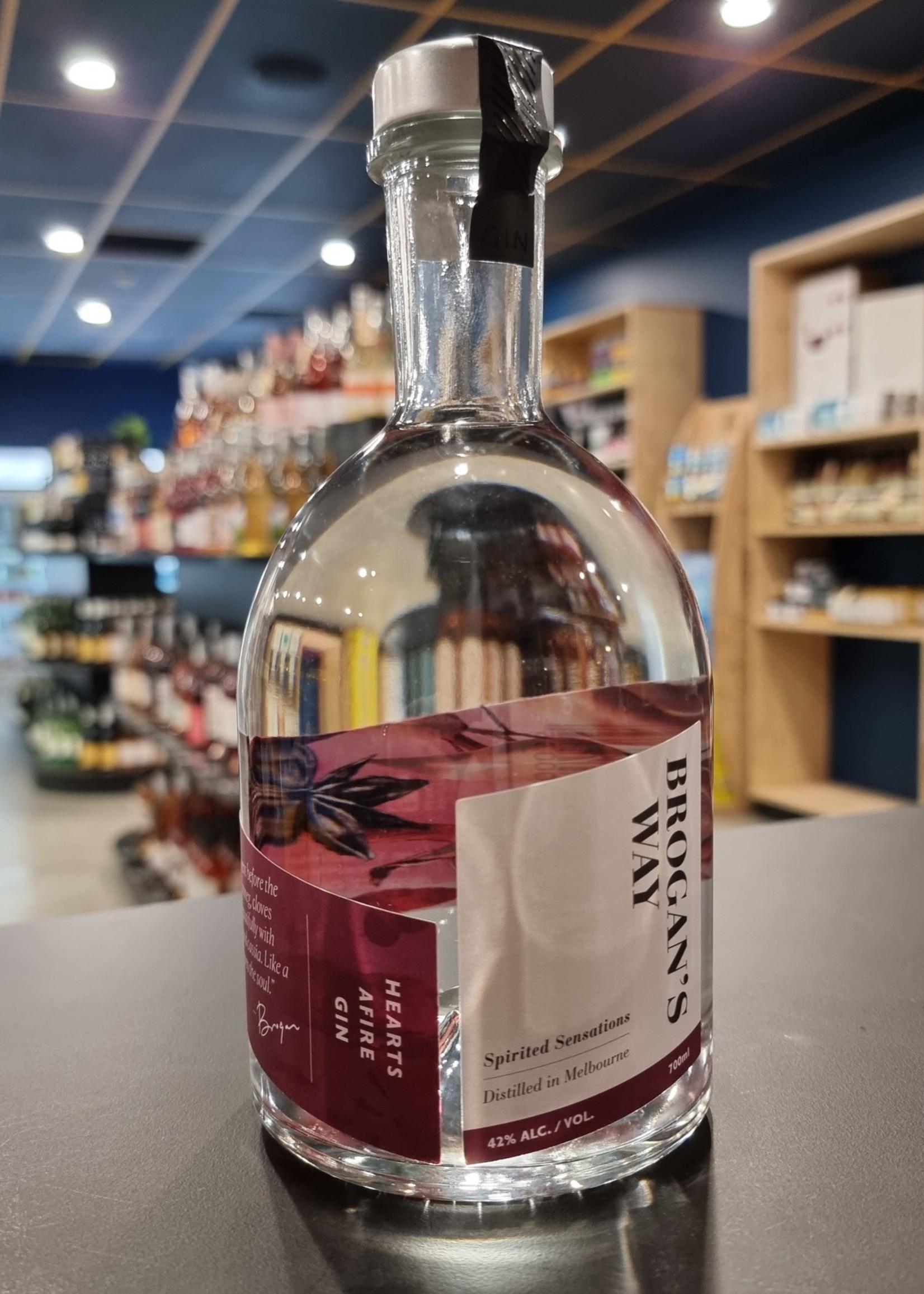 Brogans Way Hearts Afire Gin