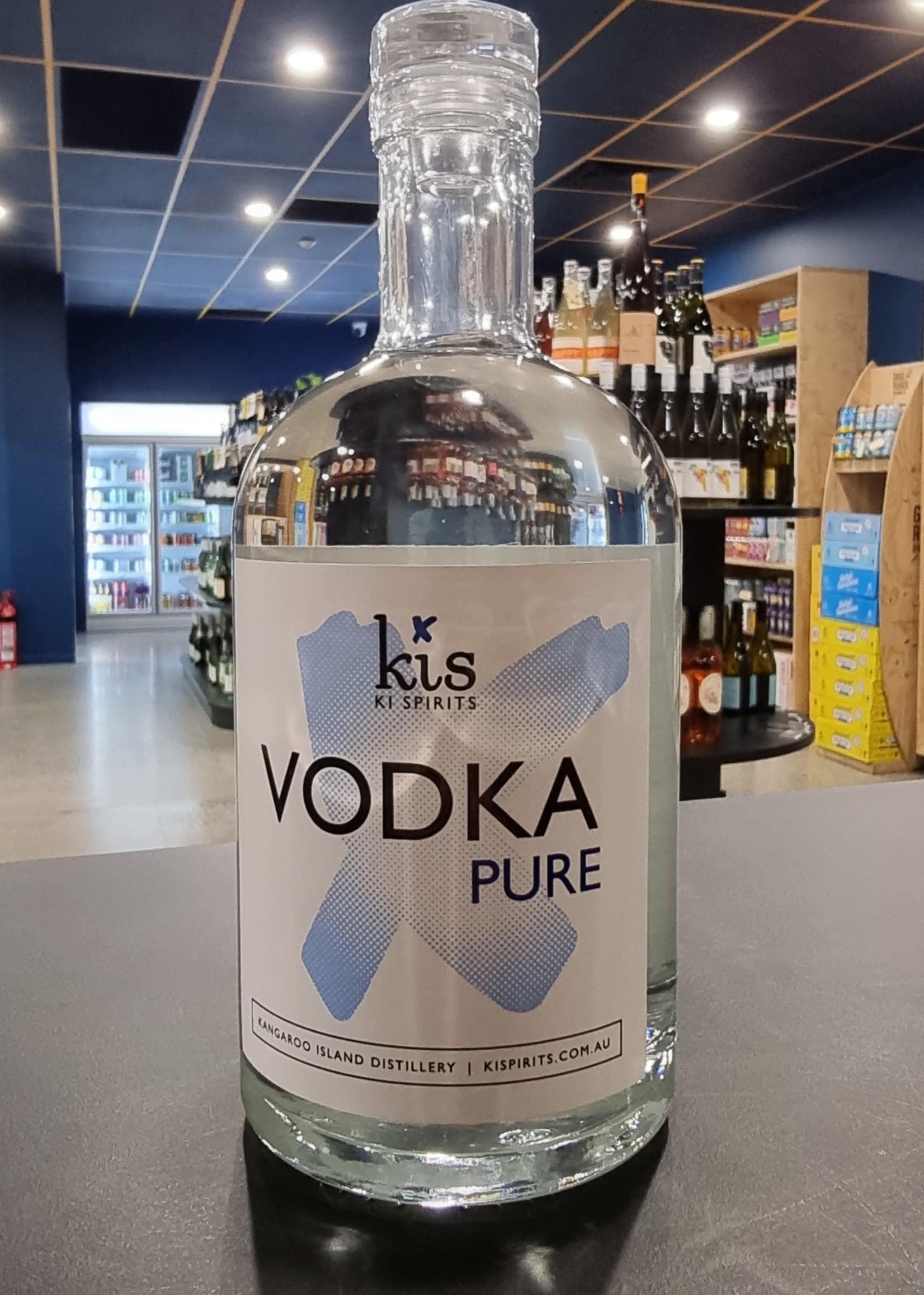KIS KIS Pure Vodka