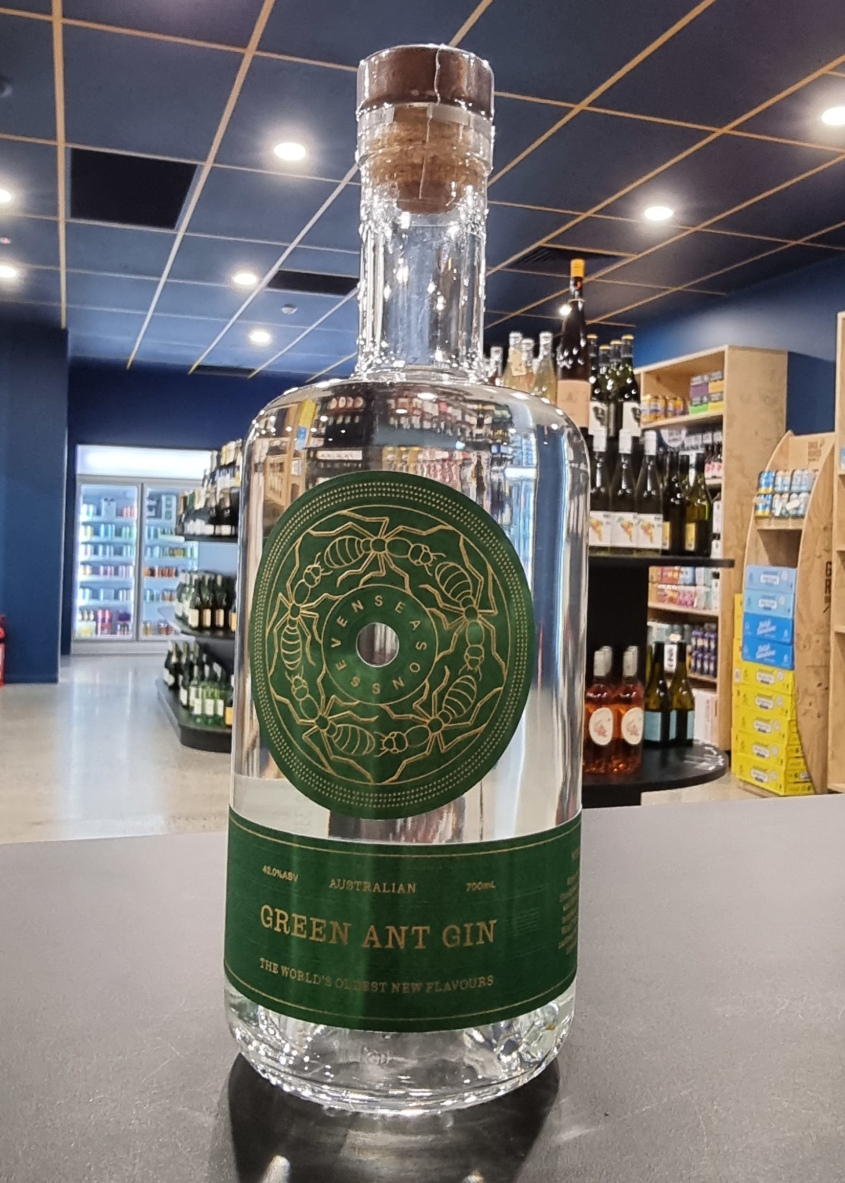 Seven Seasons Green Ant Gin