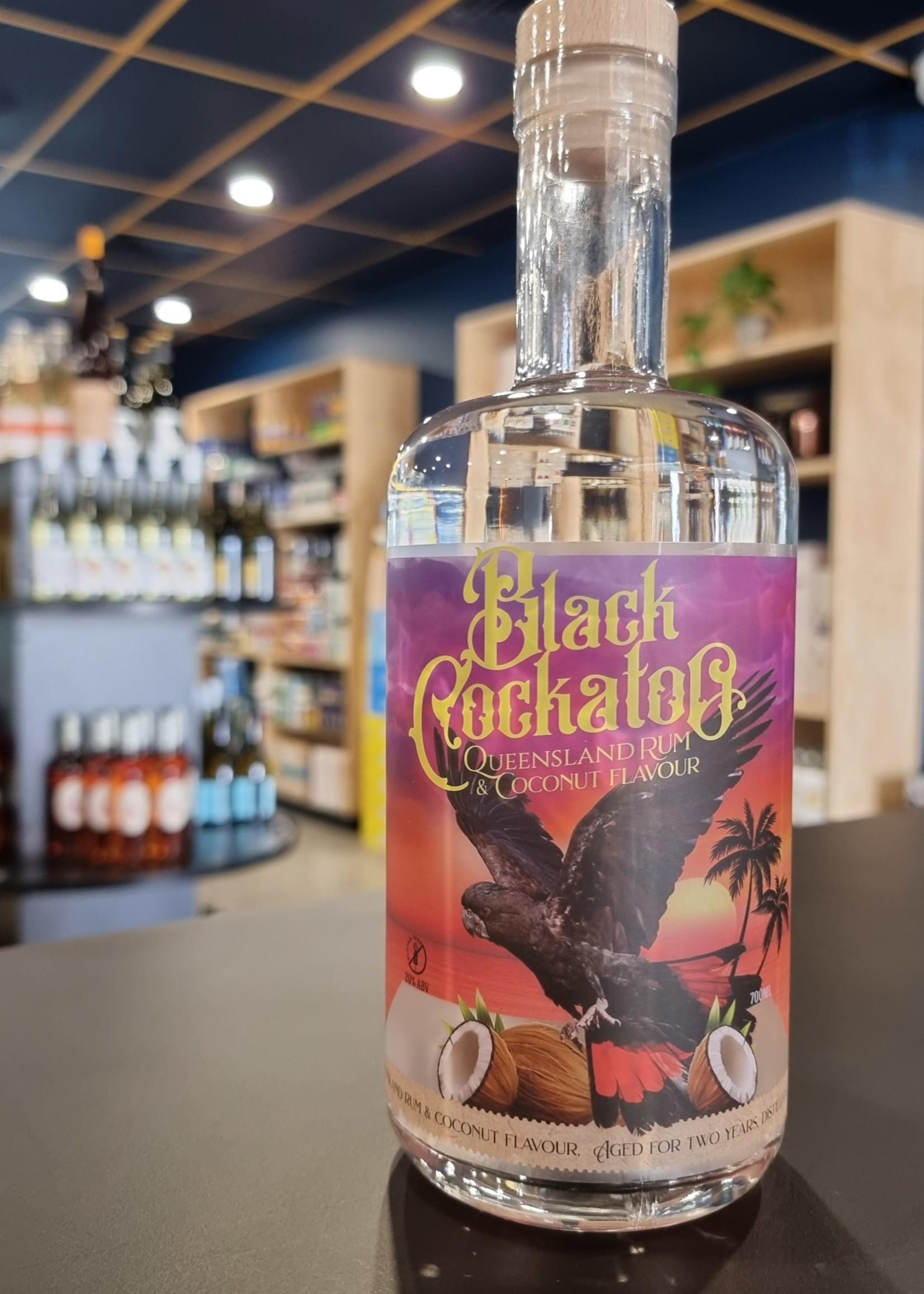 Diablo Black Cockatoo Rum
