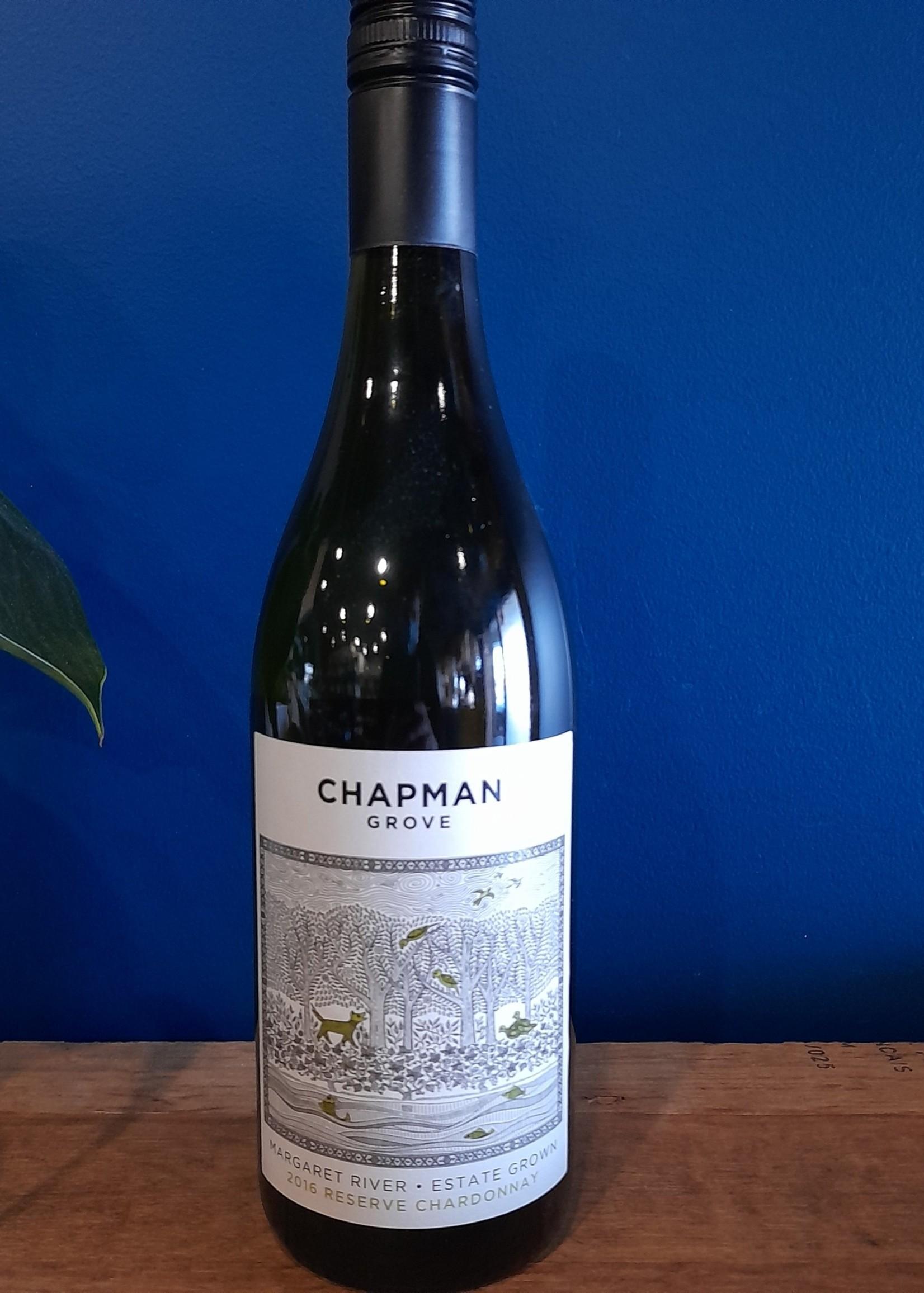 Chapman Grove Chapman Grove 2016 Reserve Chardonnay