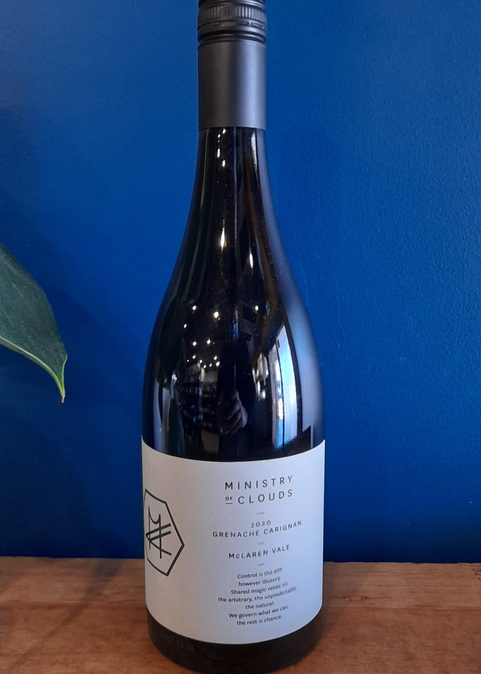 Ministry Of Clouds Ministry of Clouds 2020 Grenache Carignan