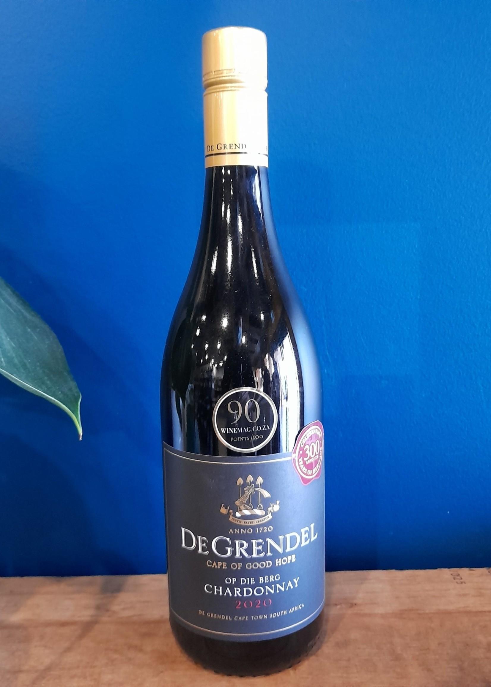 De Grendel 2020 De Grendel Chardonnay
