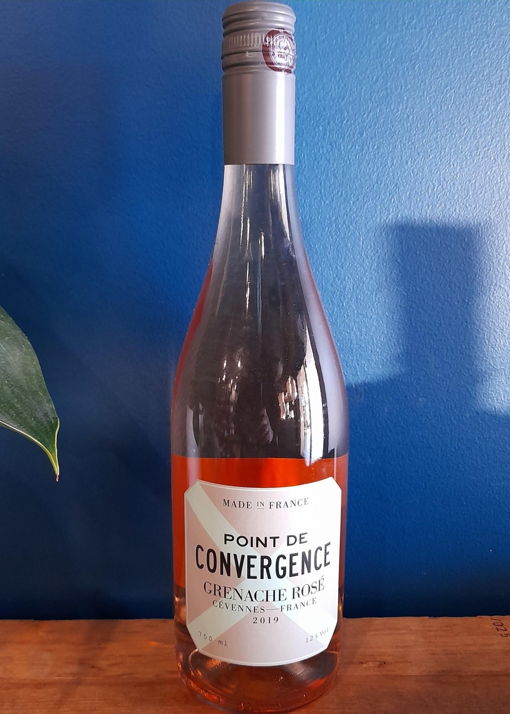 Point de Convergence Point de Convergence Rose 2019