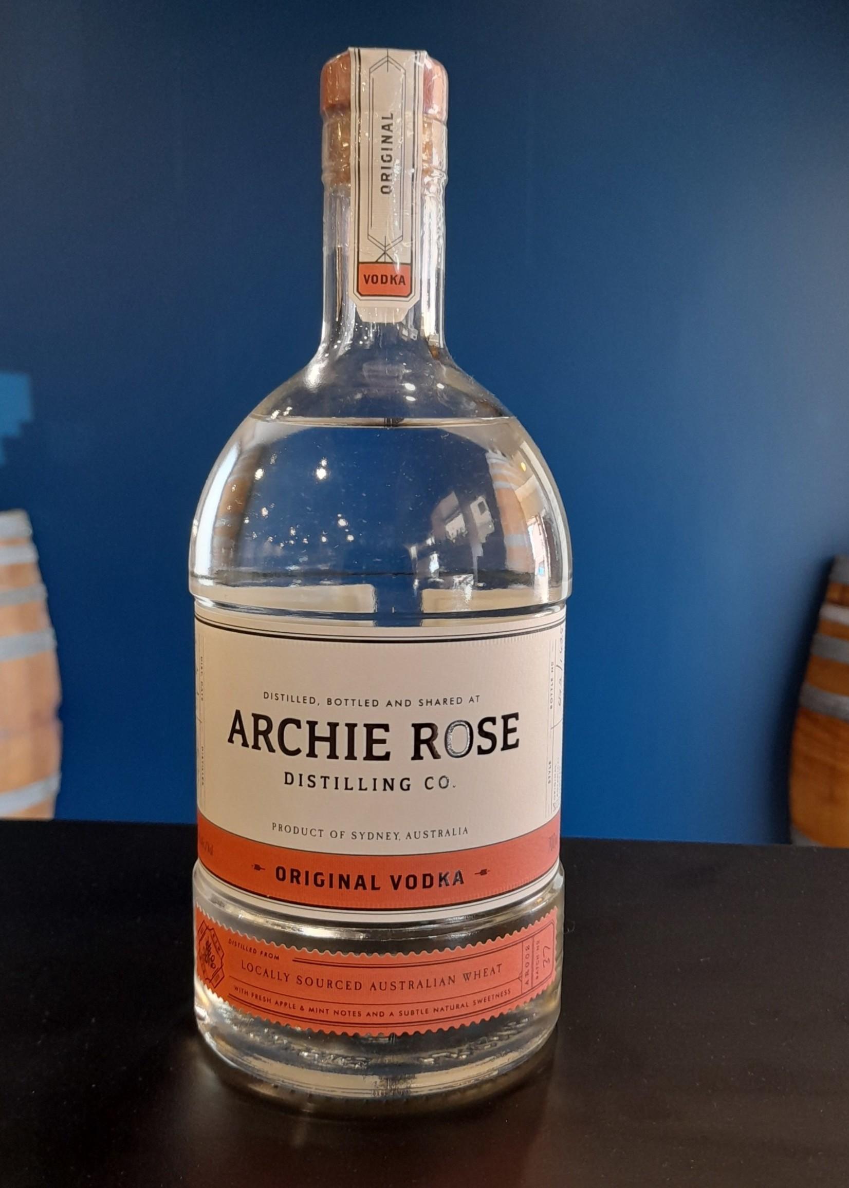 Archie Rose Archie Rose Original Vodka