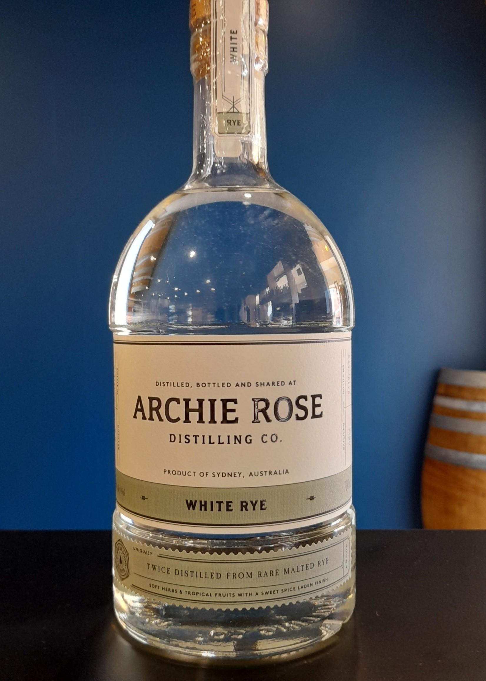 Archie Rose Archie Rose White Rye