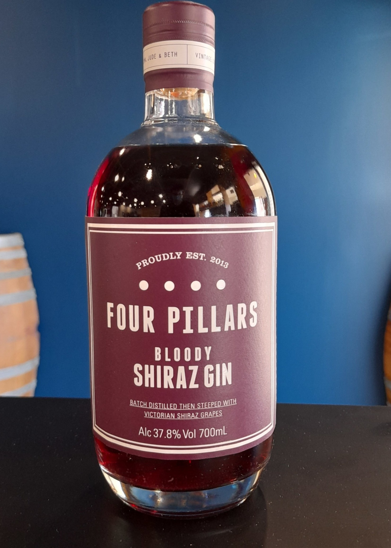 Four Pillars Four Pillars Bloody Shiraz Gin