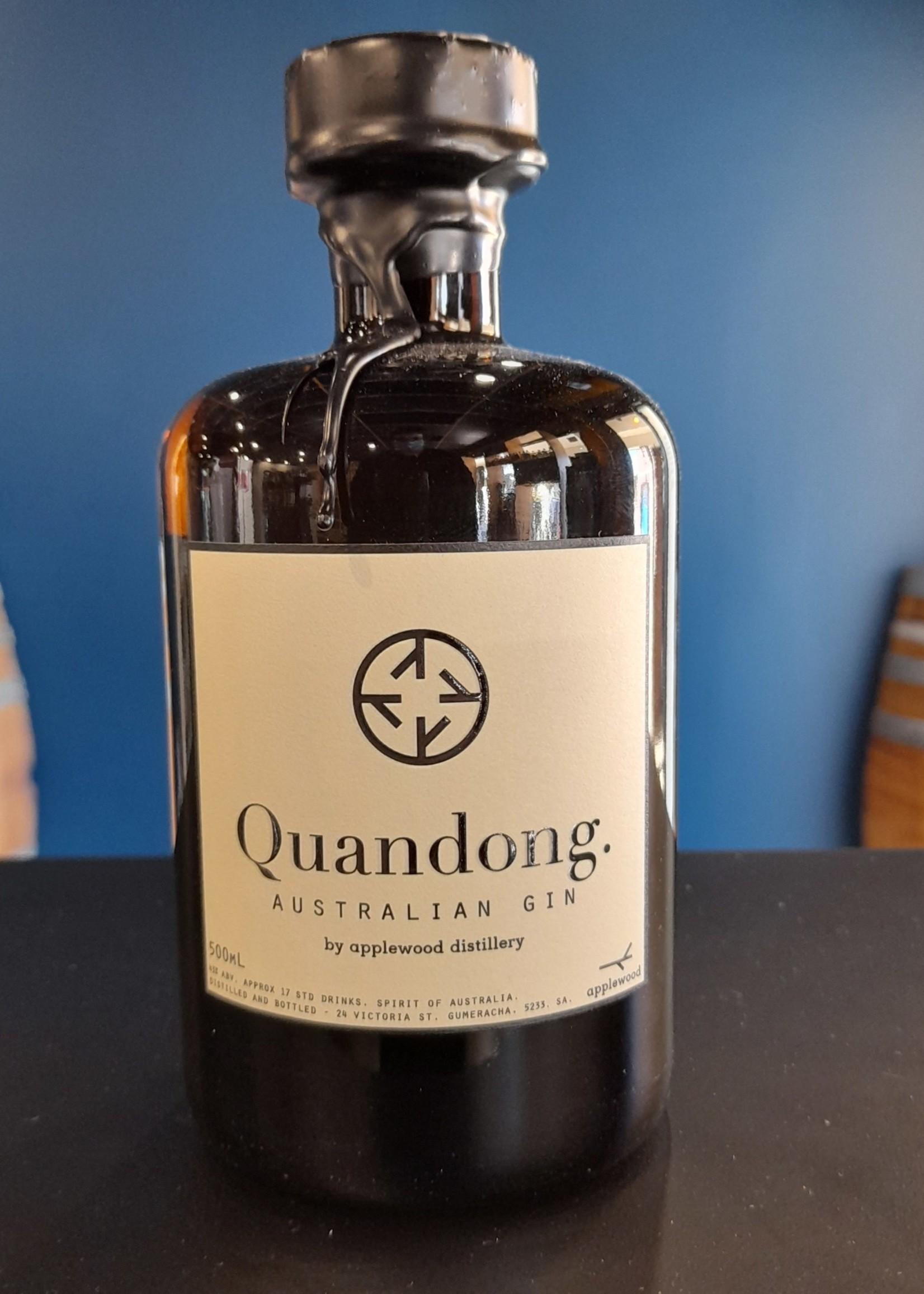 Applewood Quandong Gin