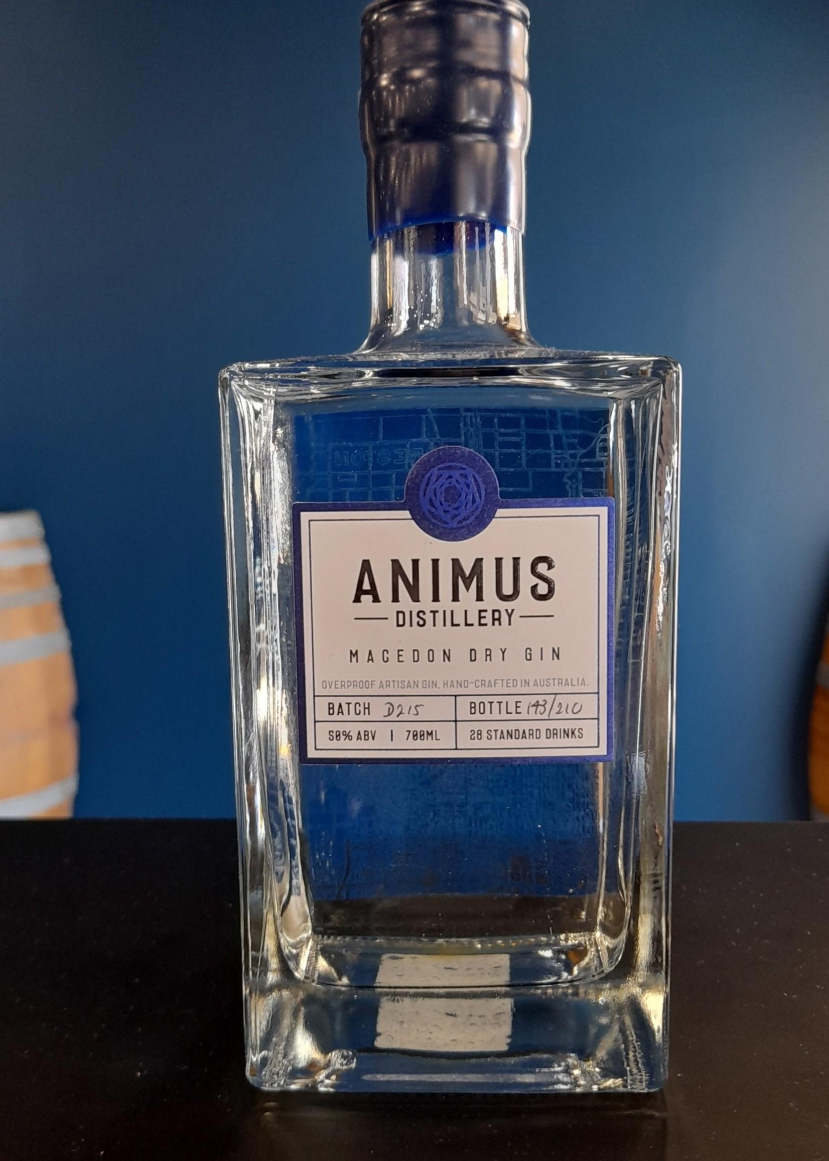 Animus Distillery Animus Distillery Macedon Dry Gin
