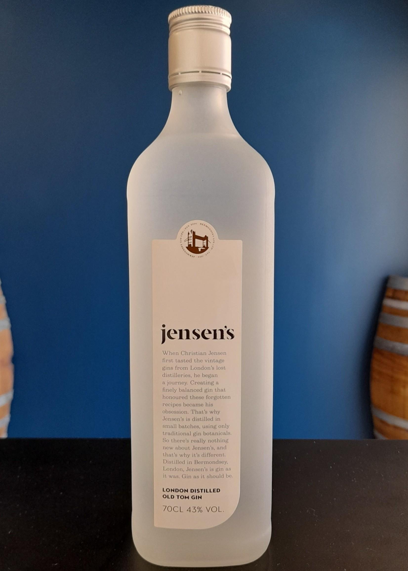 Jensen's London Distillery Jensen's Old Tom Gin
