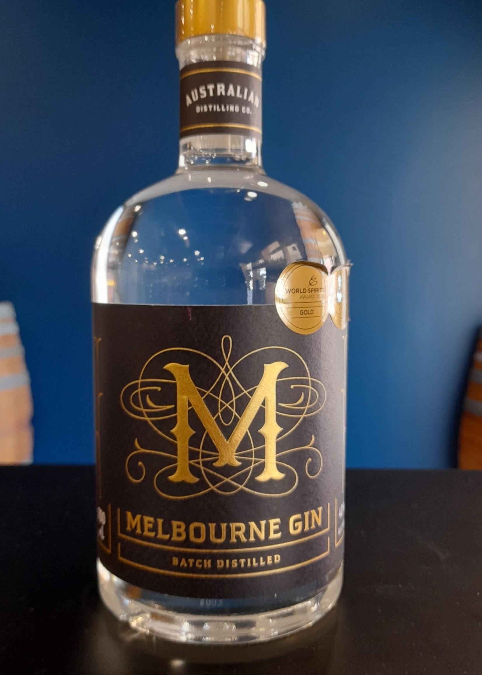 Australian Distilling CO. ADCO MELBOURNE GIN