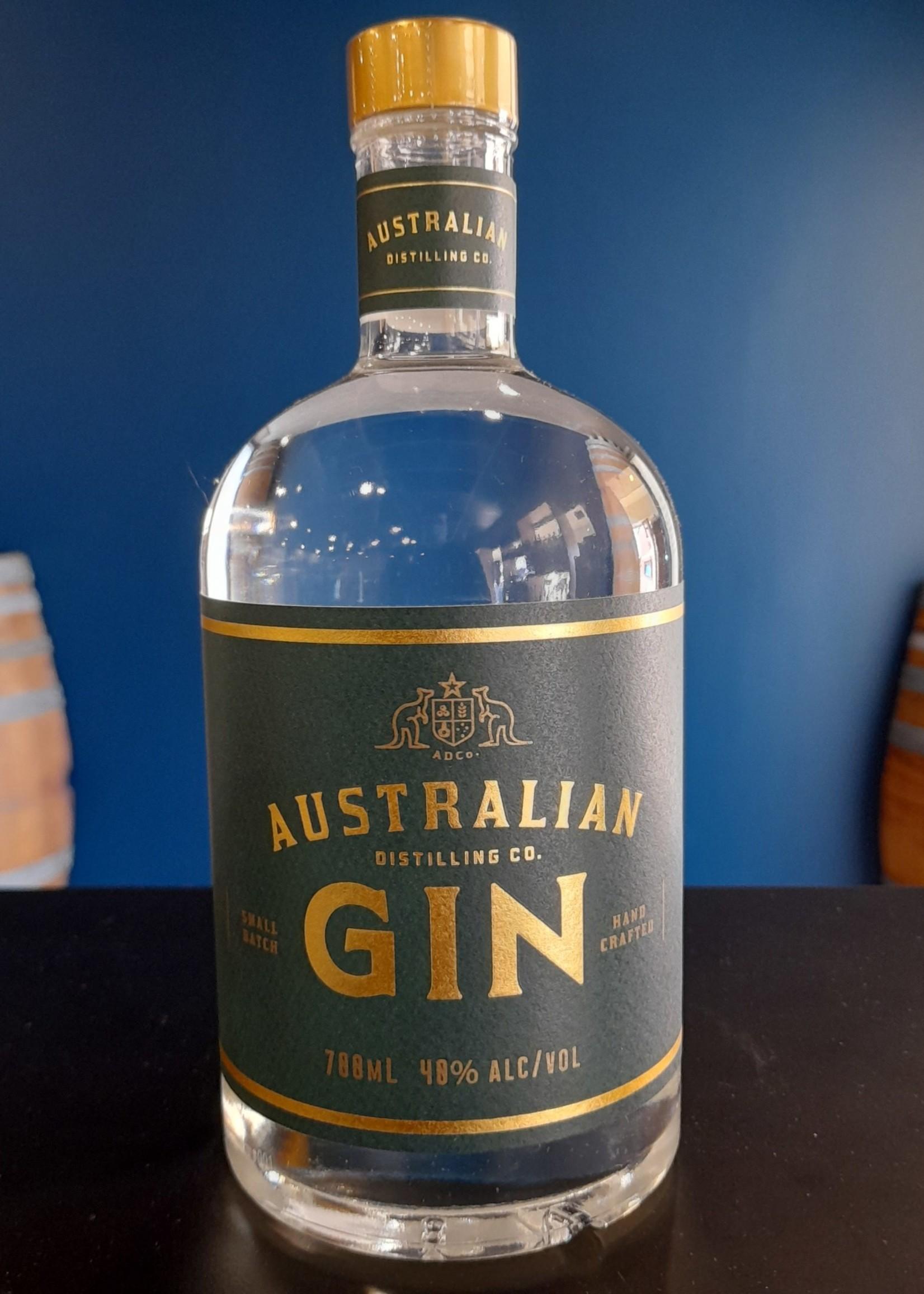 Australian Distilling CO. ADCO ADCO AUSTRALIAN GIN