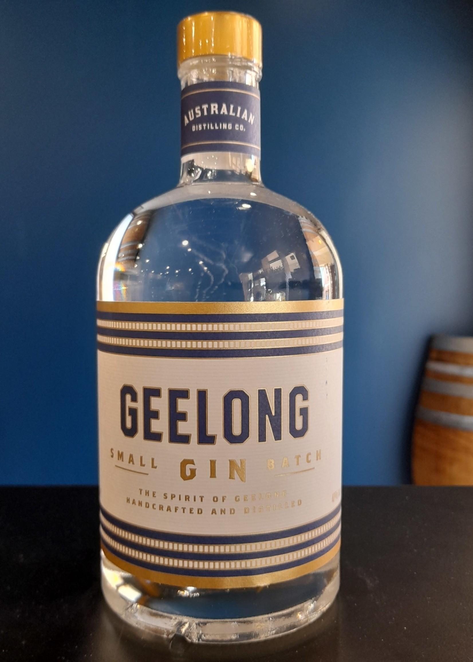 Australian Distilling CO. ADCO GEELONG GIN