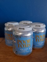 Poor Toms Poor Toms Gin & Tonic RTD 4 Pack