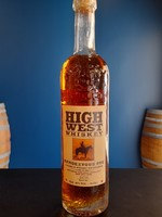 Highwest Distillery HIGH WEST WHISKEY RENDEZVOUS RYE