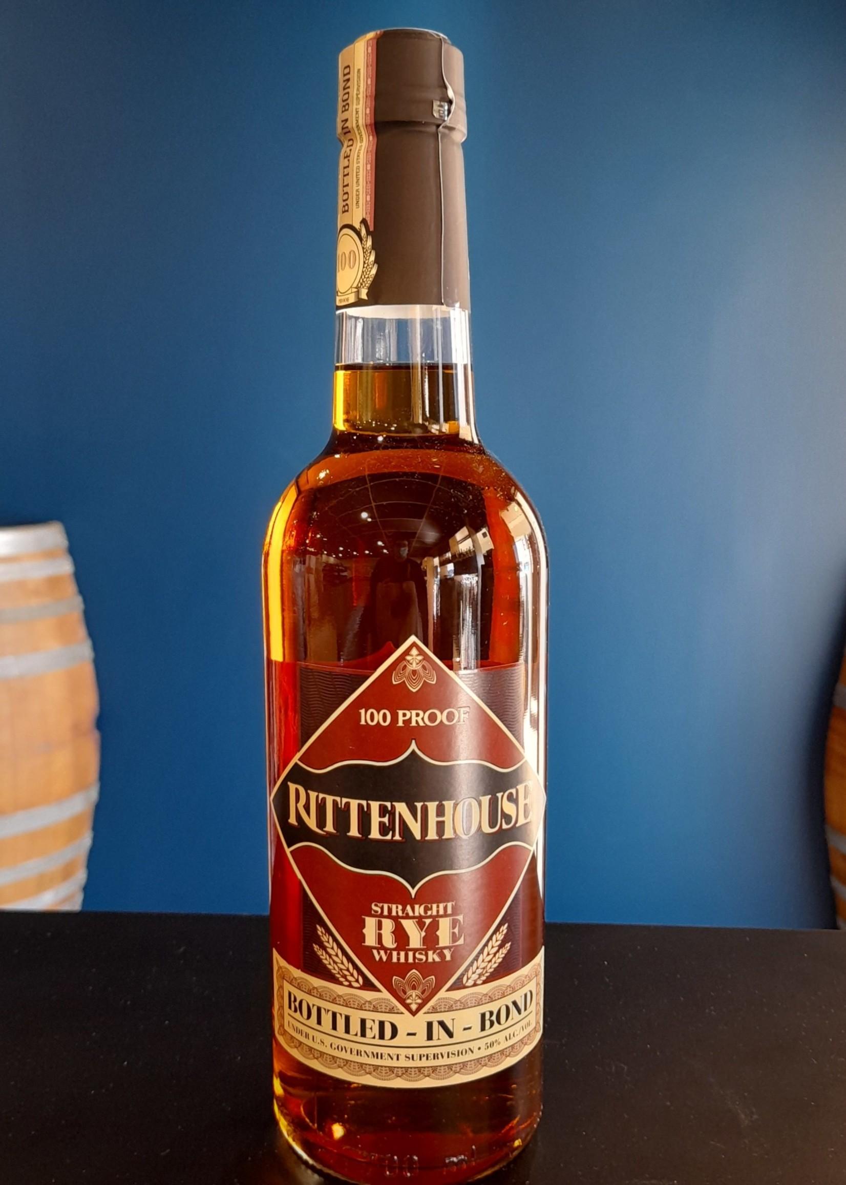 Heaven Hill Distillery RITTENHOUSE RYE WHISKEY