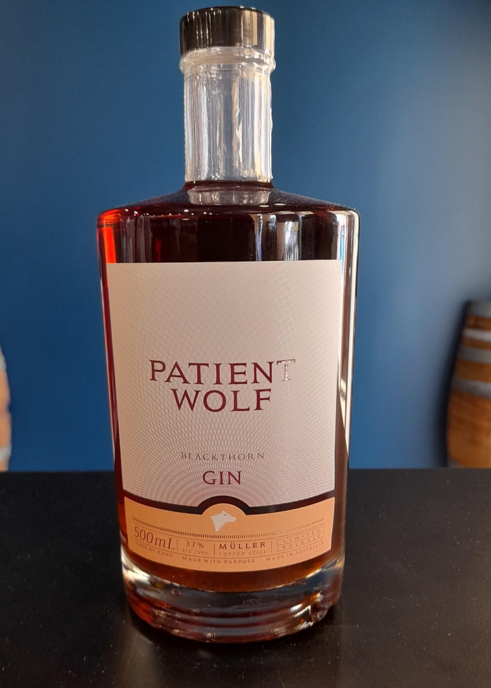 Patient Wolf PATIENT WOLF BLACKTHORN GIN