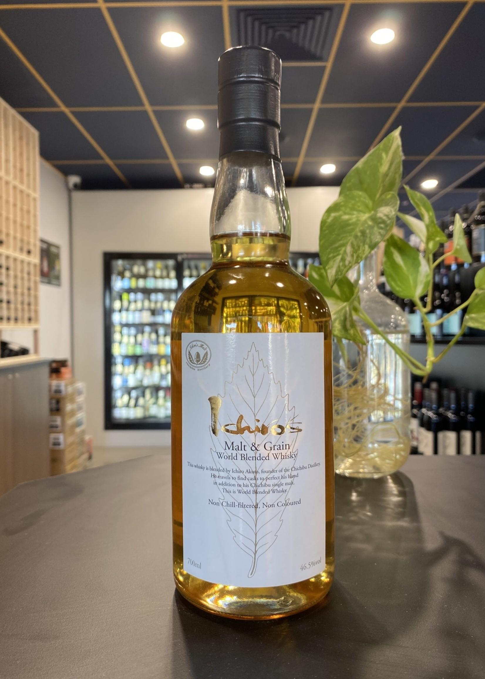 Chichibu Ichiro Chichibu Ichiro's Malt & Grain Blended Whisky