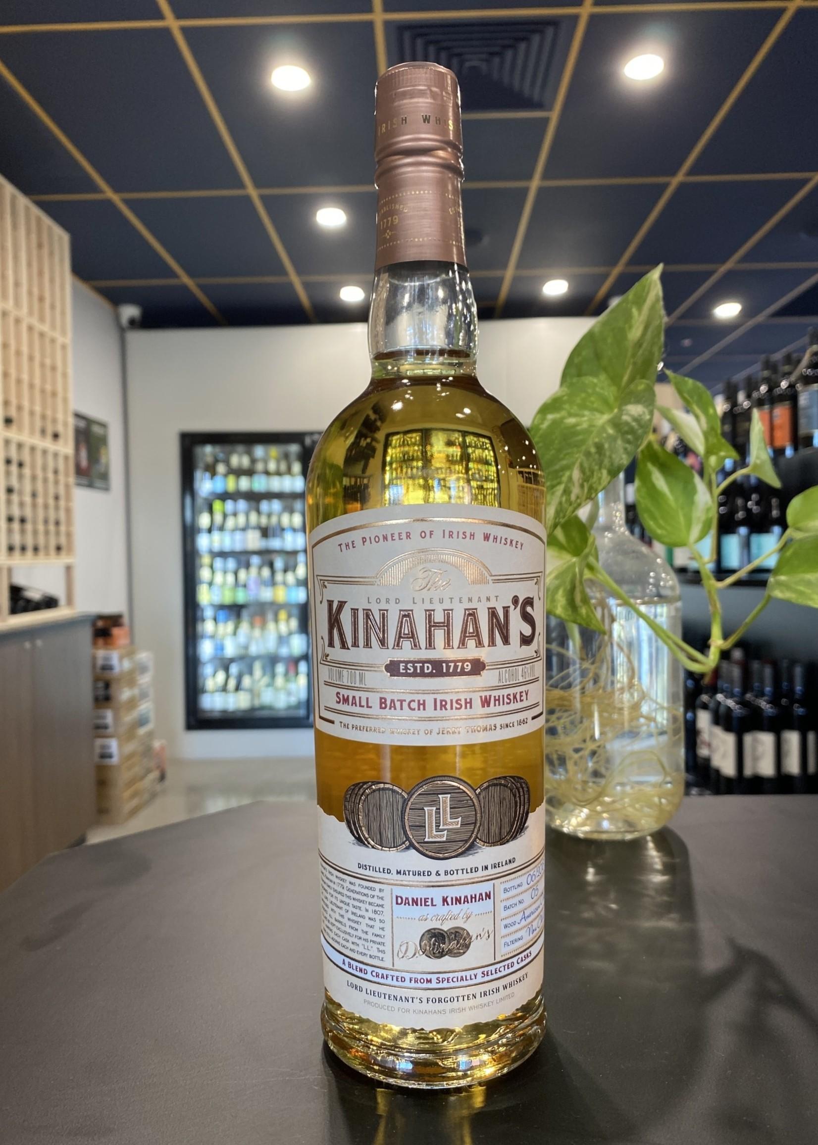 Kinahans Distillery KINAHANS SMALL BATCH WHISKEY