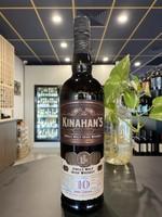 Kinahans Distillery KINAHANS 10YO SINGLE MALT IRISH WHISKEY