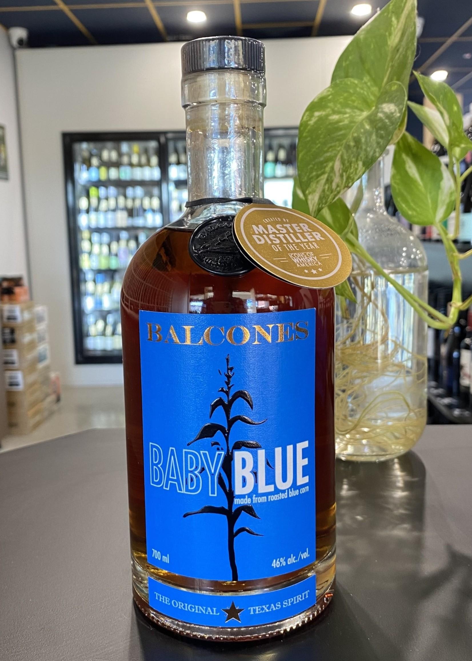Balcones Distilling BALCONES BABY BLUE CORN WHISKEY