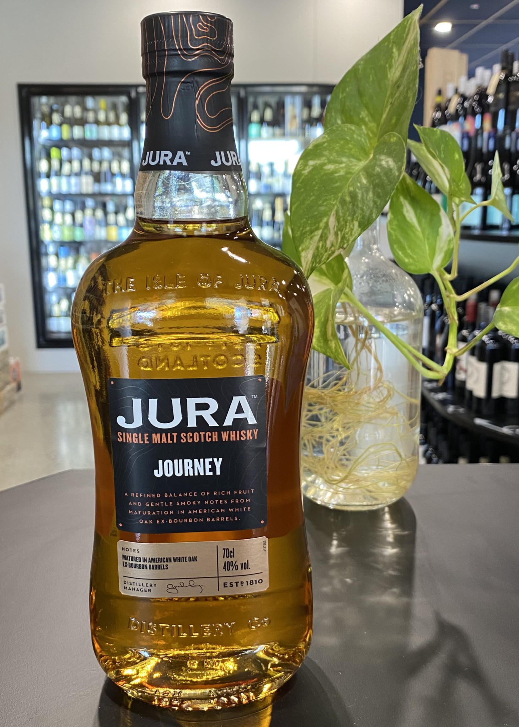 Isle Of Jura Distillery JURA JOURNEY