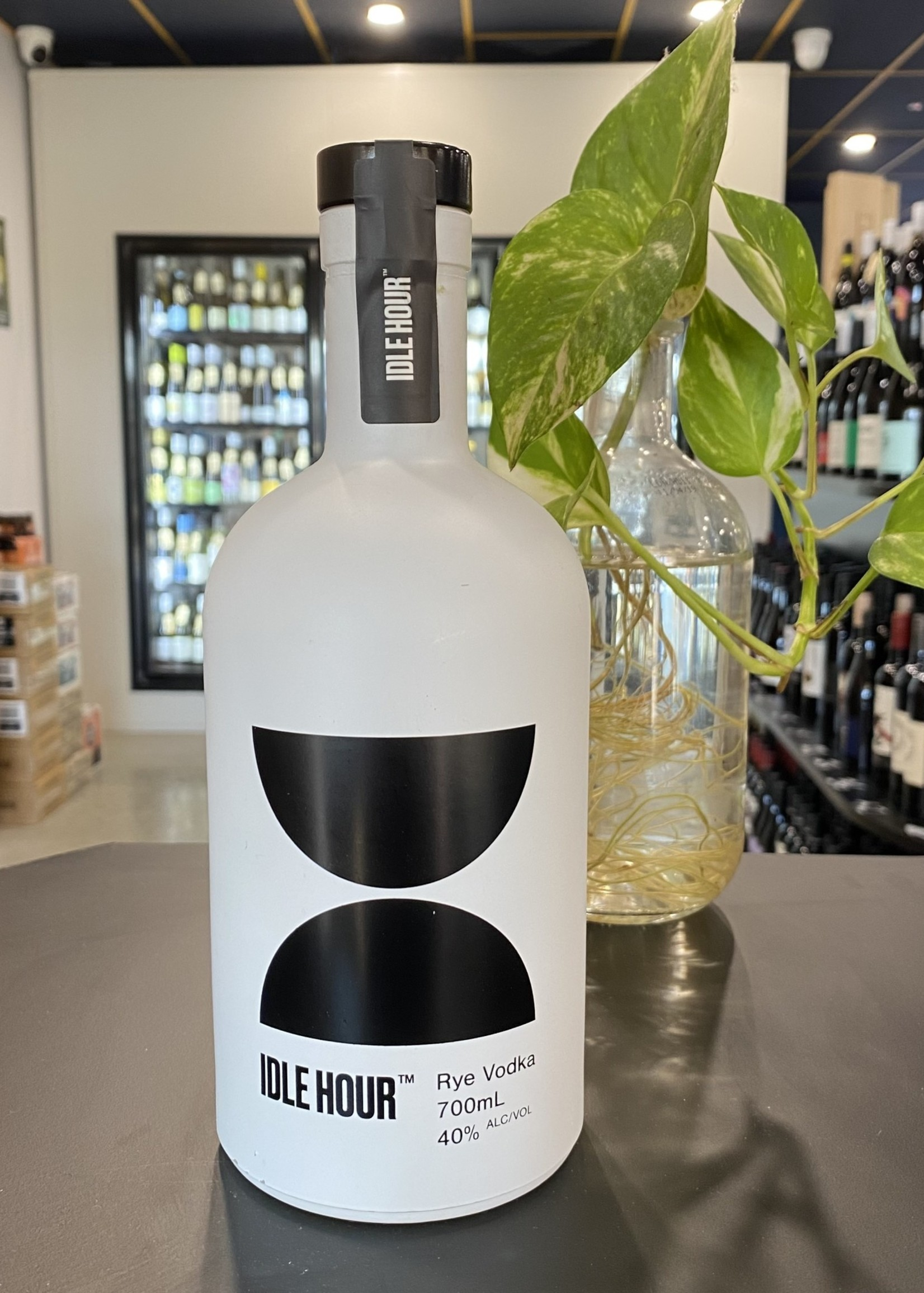 Idle Hour IDLE HOUR VODKA FILTERED