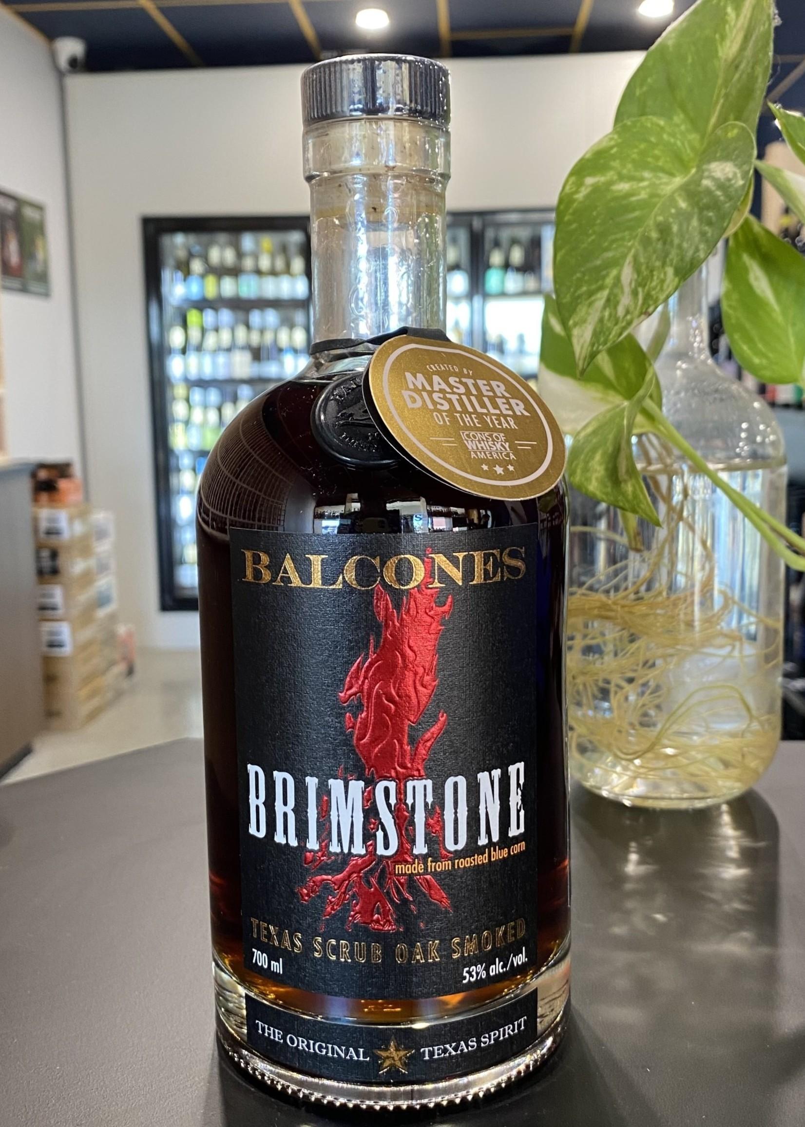 Balcones Distilling BALCONES BRIMSTONE SMOKED WHISKY