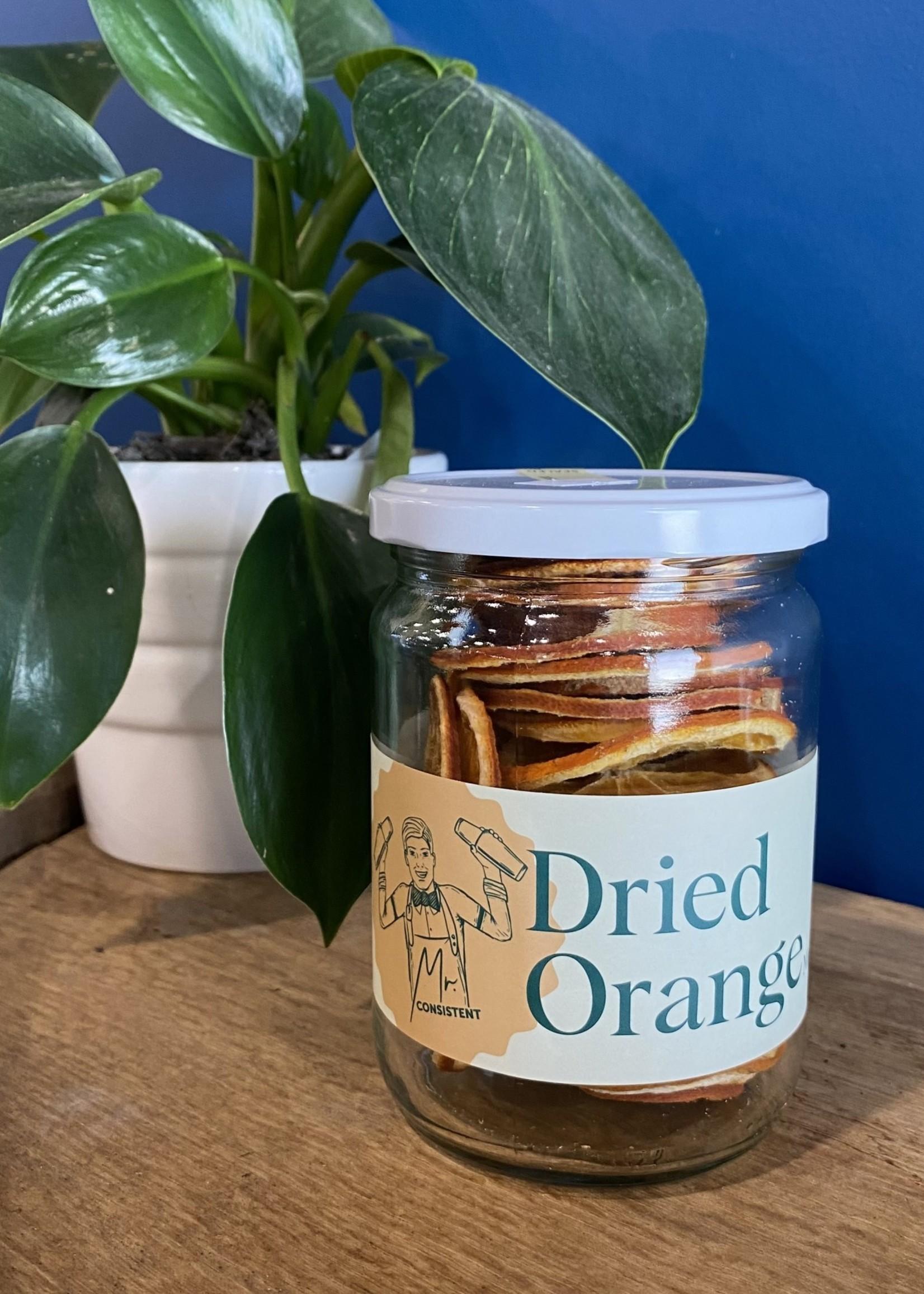 Mr Consistent Mr Consistent Dried Orange 60g