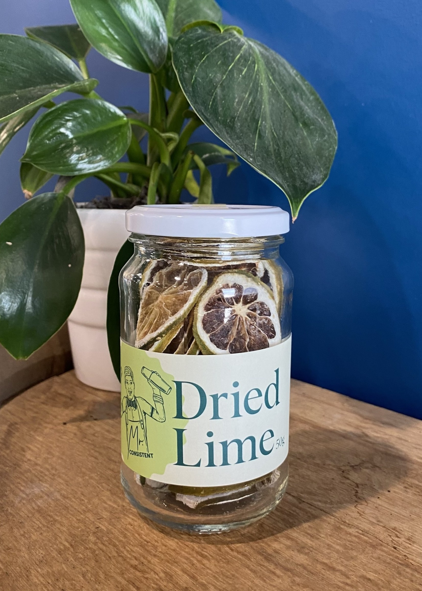 Mr Consistent Mr Consistent Dried Lime 60g