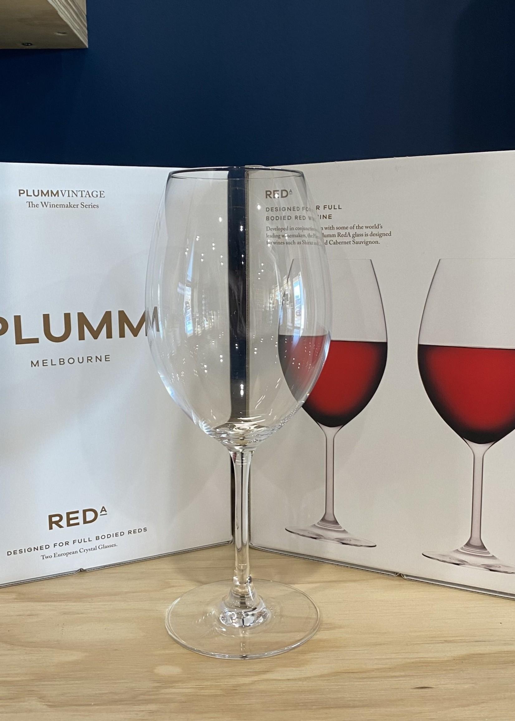 Plumm Plumm Vintage RedA