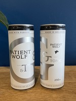 Patient Wolf PATIENT WOLF LONG RAYS GIN & TONIC RTD 4PK