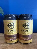 4 Hearts Brewing GF Single Hop Pale Ale