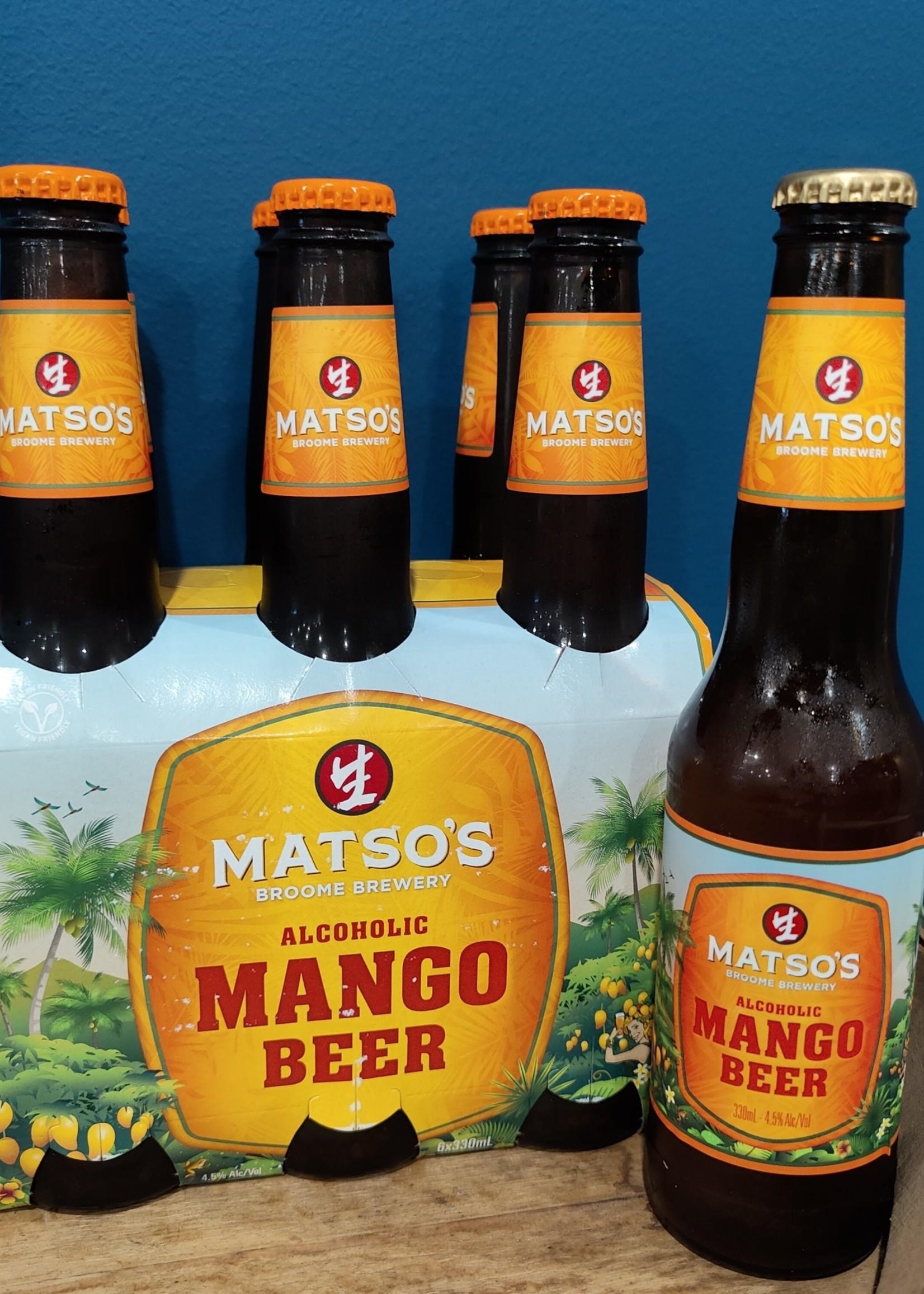 Matso's Matso's Mango Beer