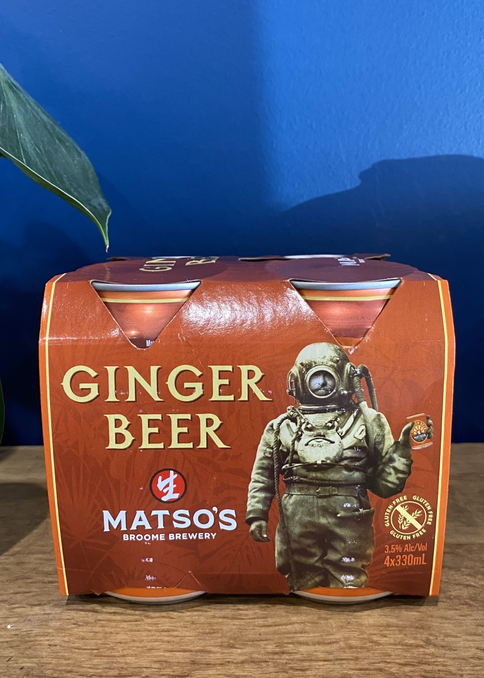 Matso's Matso's Ginger Beer 3.5%