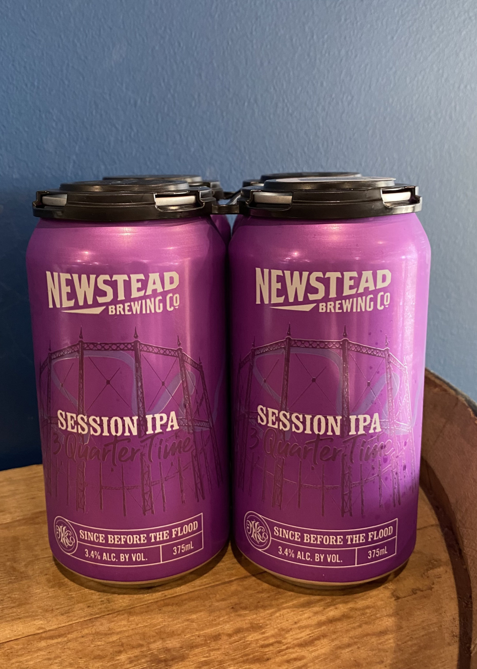 Newstead Brewing Co. 3 Quarter Time Session IPA