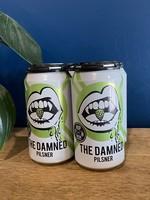 Hop Nation Brewing Co. Hop Nation 'The Damned' NZ Pilsner