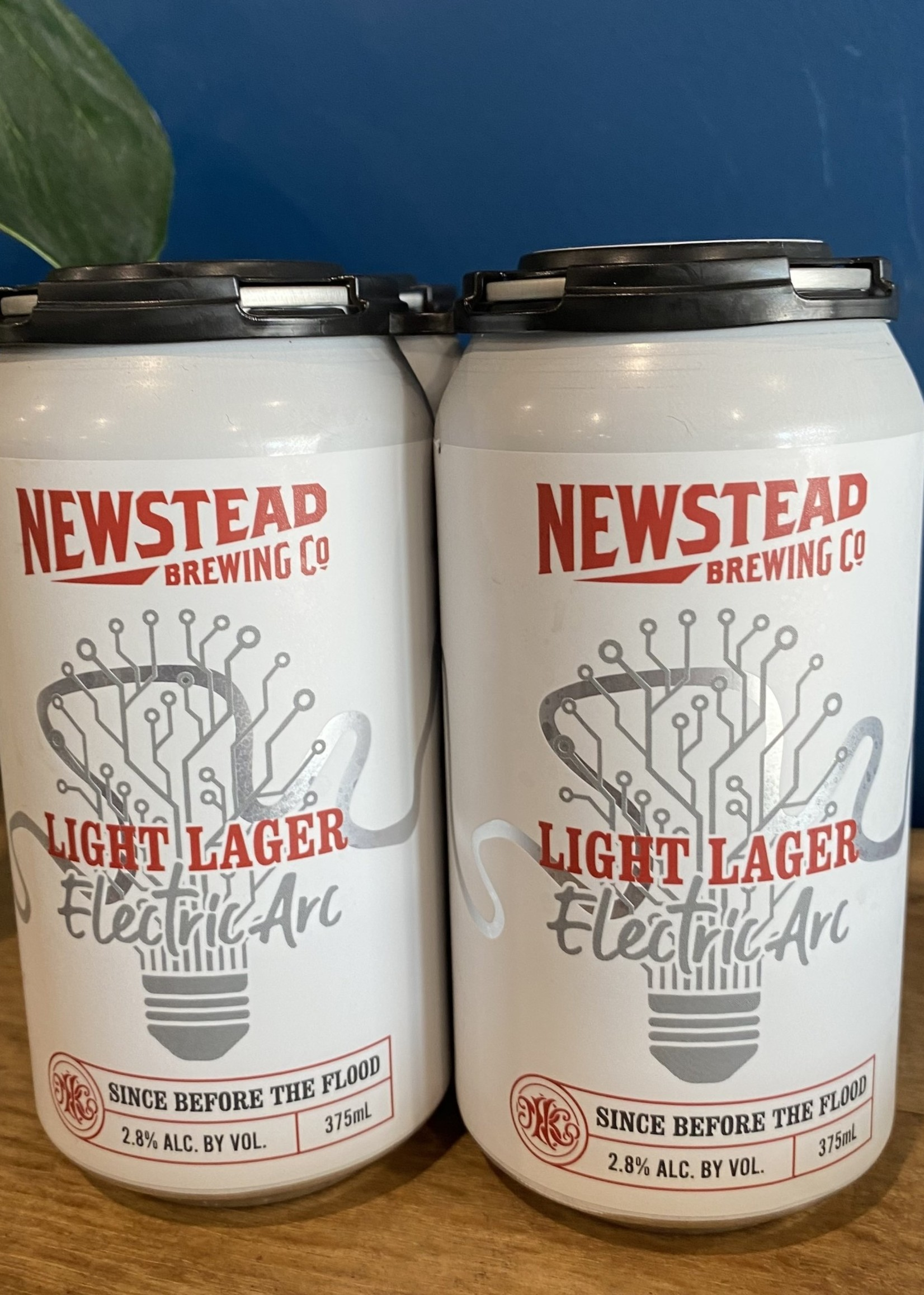 Newstead Brewing Co. Electric Arc Light Lager
