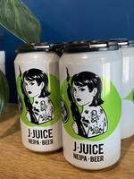 Hop Nation Brewing Co. Hop Nation J-Juice NEIPA
